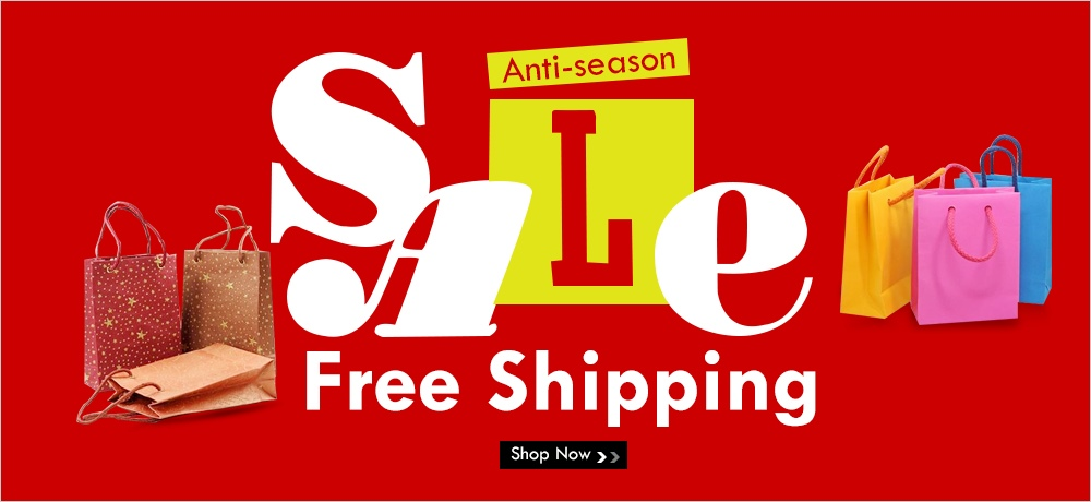 Anti-season Sale